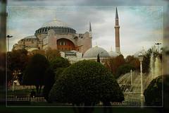 Istanbul (@) Tags: travel texture turkey istanbul ay