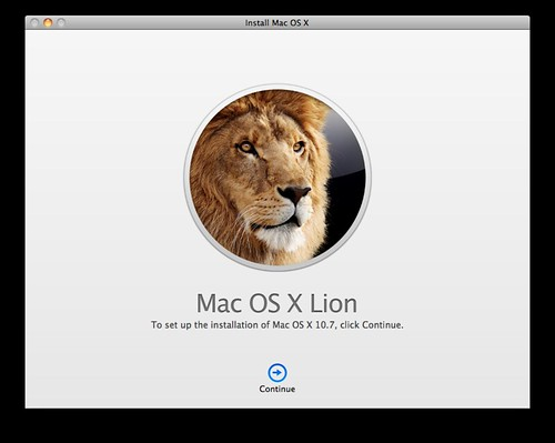 Lion Installer