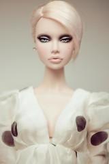 Dot Dot (V. JHON DOLL) Tags: fashion hair dot blond poppy royalty parker platium vjhon
