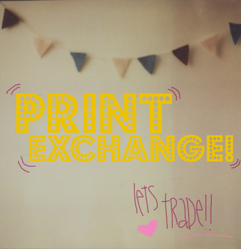 Let's Trade Prints!