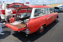 Hudson 2011 Show Field (pcsmoroute66) Tags: pcs superior cadillac ambulance miller pontiac limousine hearse meteor eureka combination oldsmobile packard pinner bevington cotner