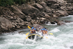 BohteKosi Adventure rafting Kayaking trip