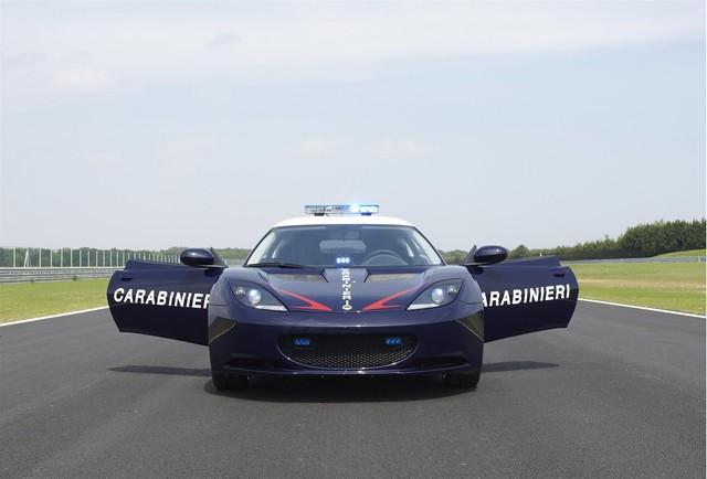 Lotus Evora S Carabinieri izdanje