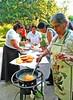 Women Preparing Bhatura (Adavis826) Tags: women preparing bhatura indianfrybread celebrationdinner