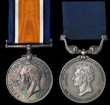 Royal National Lifeboat Institution medal