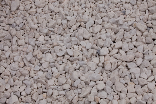541/1000 - White Stones by Mark Carline