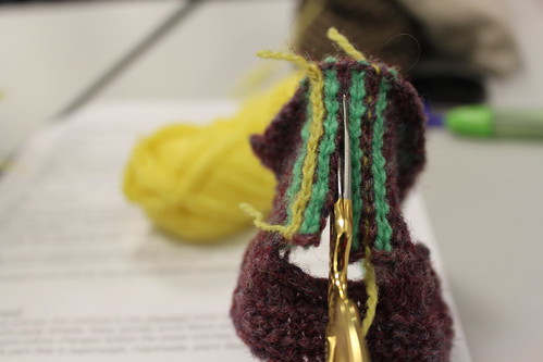 "Knit Nation - ""Steek-it-easy"" Class"