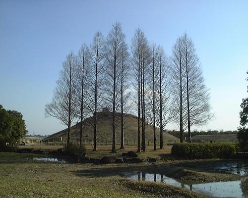 Sakitama Historical Park, Gyoda, Saitama