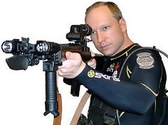 Anders Breivik, el autor confeso de la matanza