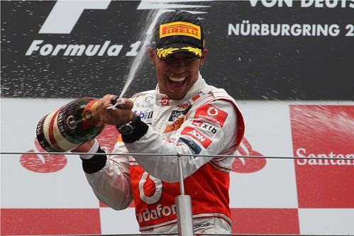 Lewis Hamilton vence GP da Alemanha 2011