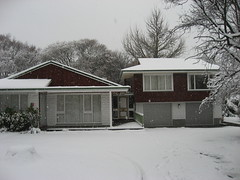 5688 Our house in the snow