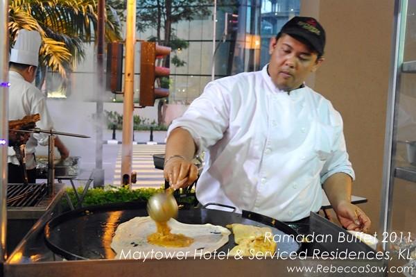 Ramadan buffet - Maytower Hotel & Serviced Residences-28