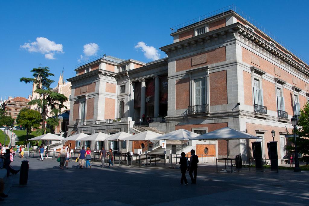 Museo El Padro, Madri