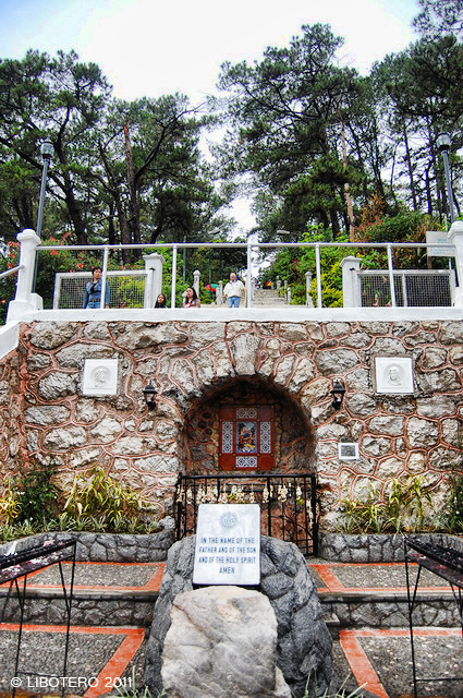 Lourdes Grotto Baguio City