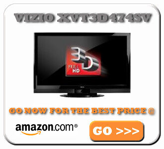 VIZIO XVT3D474SV Best Price
