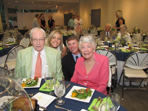 Sarah, Sean, GB, and BigBen