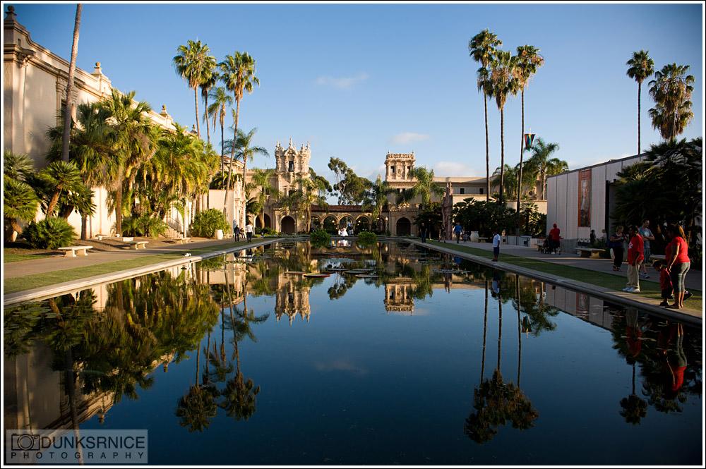 San Diego, Balboa Park.