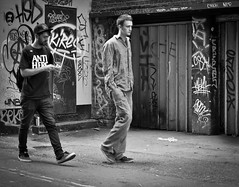 Anti Hero (SPIngram) Tags: pictures street uk england people blackandwhite bw white man black men blanco boys modern graffiti sussex mono photo student nikon brighton noir britain candid south young culture nb explore photograph skateboard metropolis british blanc ebony antihero explored simoningram d300s spingram