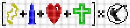 Cross-stitch pattern v2