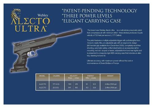 Alecto Ultra3-1