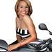 me encanta la moto