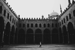 order in the court! (ahmed yahia enab) Tags: building art history monument architecture court worship islam faith religion egypt engineering mosque ali cairo ornament sultan masjid muhammad ibn            qalaun      alnasir