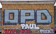 OPD (delete08) Tags: street urban streetart london graffiti delete