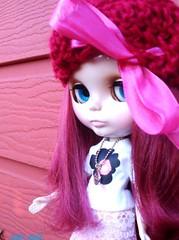 my sweet Madelaine.