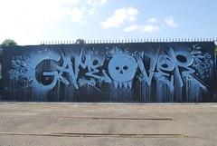 Nantes, Aise/Camo (Zerbi Hancok) Tags: street france wall graffiti factory camo graff nantes usine buttesainteanne brasseriedelameuse