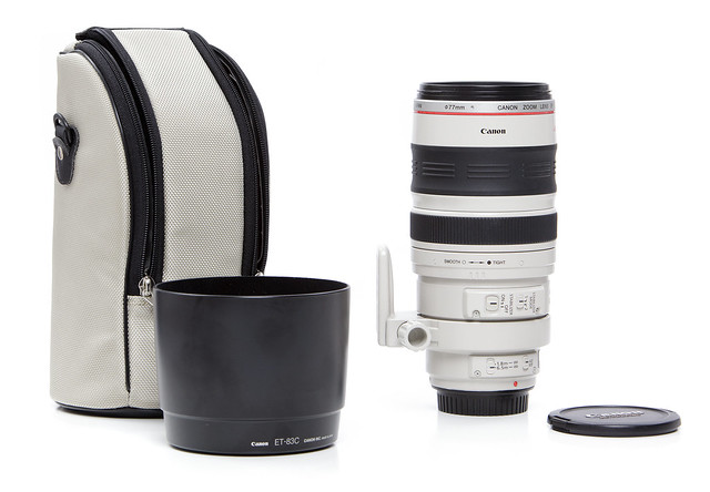 For sale: Canon EF 100-400mm f/4.5-5.6 L IS USM Lens