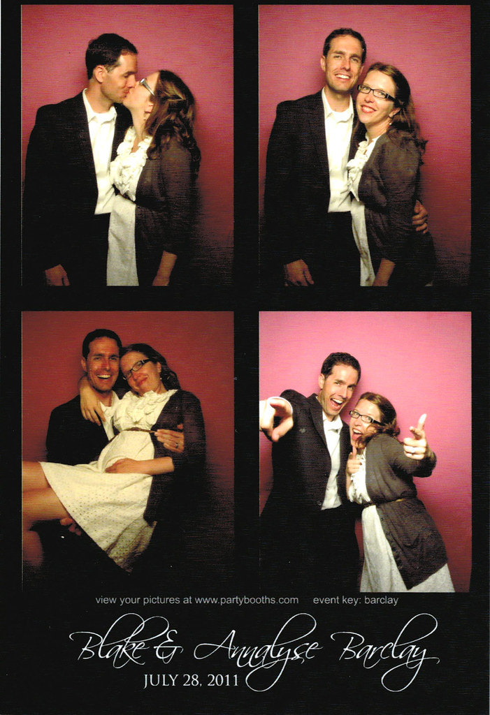 Blake's Wedding Photobooth