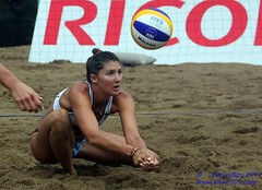Christina Roubanis (GRE) Bumping (Danny VB) Tags: world city canada men beach sports sport ball de swatch athletic teams team sand women tour open jeep quebec christina ballon competition playa tournament volleyball athletes athlete plage volley challenge bump ville equipe volleybal sillery volei mikasa pallavolo joueur sportif voleibol sportive 2011 fivb  bumping joueuse siatkwka tournois voleiboll volleybol volleyboll voleybol  lentopallo siatkowka vollei roubanis voleyboll silery palavolo christinaroubanis volleibol volleiboll