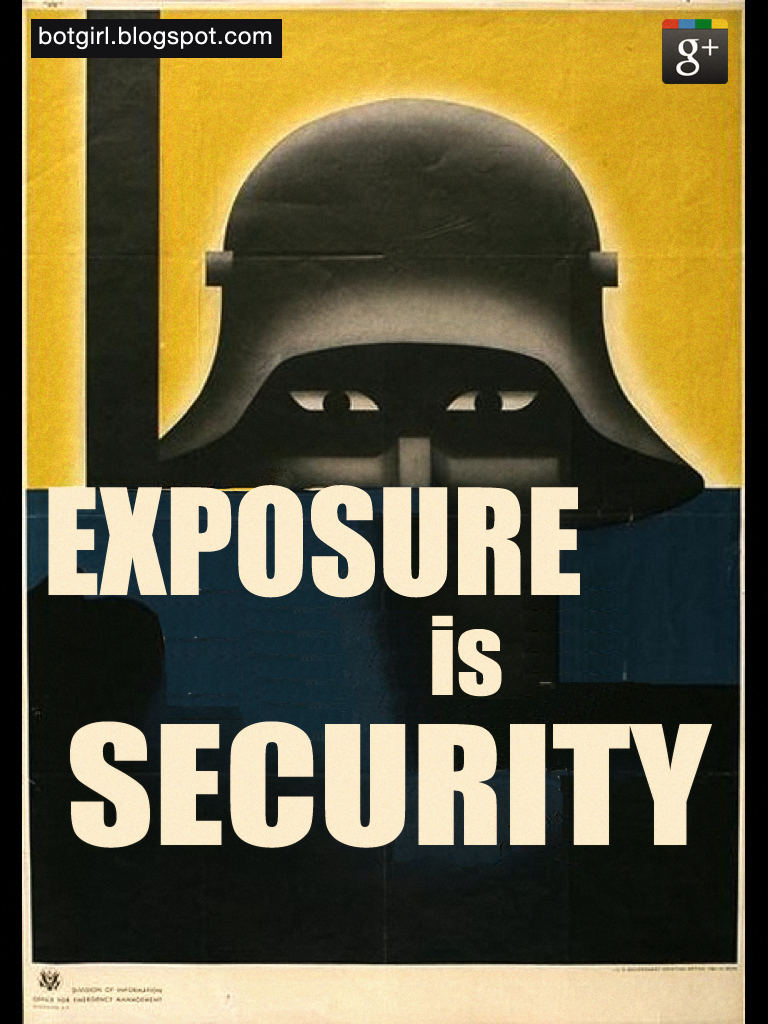 Exposure is Security
