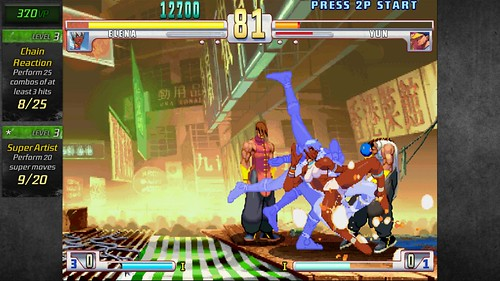 Street Fighter III: 3rd Strike Online Edition for PS3 (PSN)Street Fighter III: 3rd Strike Online Edition for PS3 (PSN)