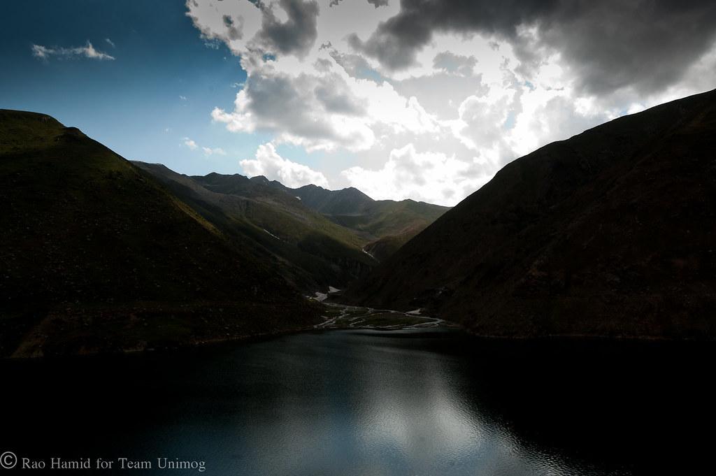 Team Unimog Punga 2011: Solitude at Altitude - 6008703213 e4ffb6904d b