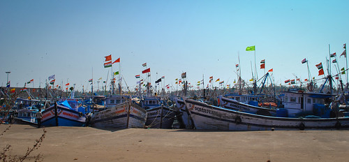 Malpe harbour