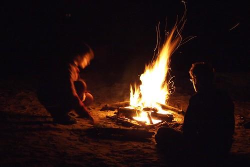 firelight fire bright