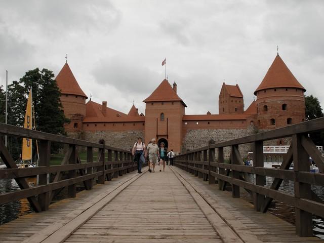 Trakaï castle