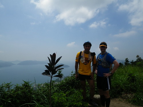 20110724 Final Trail Run with Wai