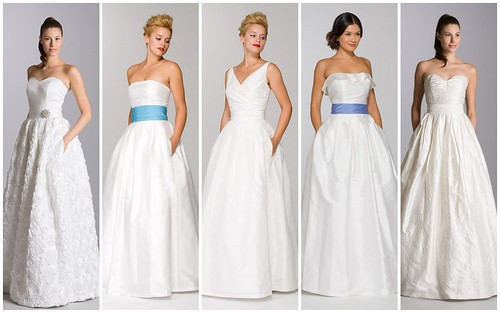 Bridal Style Trend: Pockets by Nina Renee Designs