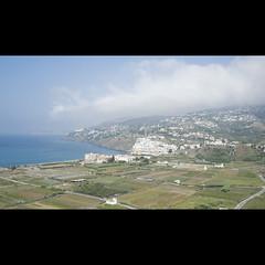 Paysage Andalou (Salobrena)