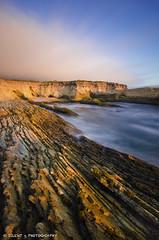 The Central Coast's Hidden Gem (Silent G Photography) Tags: california ca longexposure sunset water vertical rocks lososos pacificocean montanadeoro centralcoast mdo markgvazdinskas silentgphotography