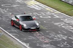 Porsche 997 GT3 RS (Chris Droesch) Tags: car canon photography eos automotive porsche mk2 rs spotting mkii gt3 997 nordschleife nrburgring carspotting 2011 breidscheid 40d