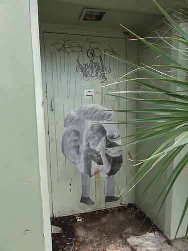 Freaky door