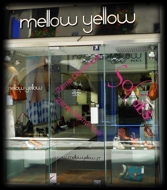 Paris-Boulangerie pichard (question 3) Mellow Yellow