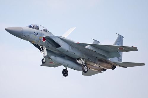 2011年8月4日 航空自衛隊岐阜基地 by monoblogoo