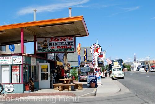 Las Vegas, Nevada - Route 66 scenes - Minimart
