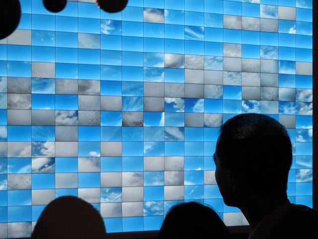 """A History of the Sky"" at MAPP 8/6/11"