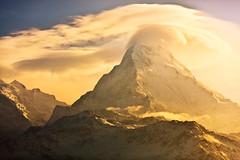 Heavenly Once More (Pichaya V. (Zolashine)) Tags: nepal trekking dawn golden peak summit himalaya annapurna poonhill annapurnasouth annapurnai annapurnahimal annapurnarange pichayaviwatrujirapong annapurnasouthsummit sunriseinannapurna