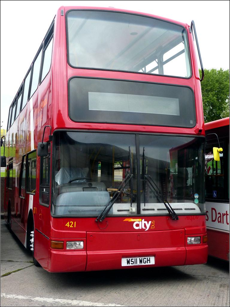 Plymouth Citybus 421 W511WGH
